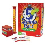 Pictured: 5 Second Rule Pary Game