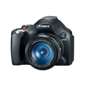 Canon SX30IS Digital Camera