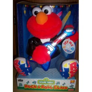 Pictured: Rock N Roll Elmo